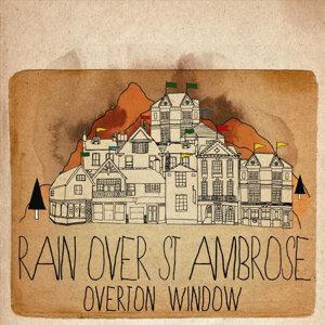 Rain over St. Ambrose
