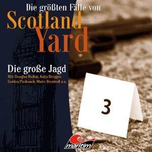 Die größten Fälle von Scotland Yard 歌手頭像