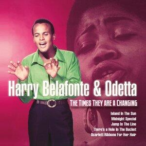 Harry Belafonte, Odetta 歌手頭像