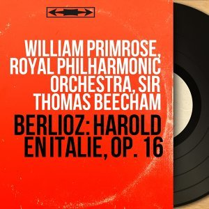 William Primrose, Royal Philharmonic Orchestra, Sir Thomas Beecham 歌手頭像