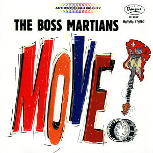 The Boss Martians 歌手頭像