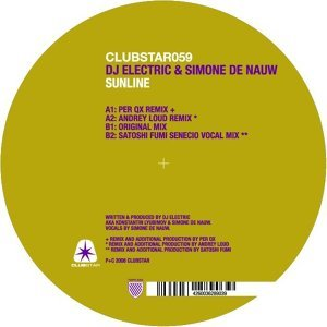 DJ Electric, Simone de Nauw