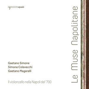 Gaetano Simone, Simone Colavecchi, Gaetano Magarelli 歌手頭像