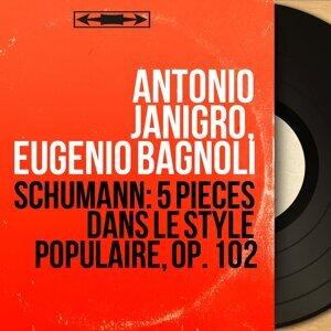 Antonio Janigro, Eugenio Bagnoli 歌手頭像
