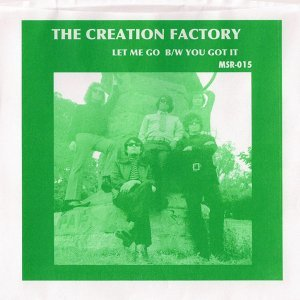 The Creation Factory 歌手頭像
