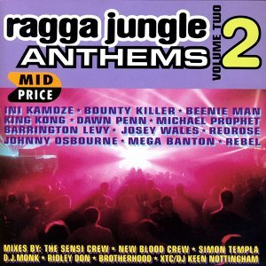 Ragga Jungle Anthems Vol. Two 歌手頭像