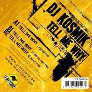 DJ Kosmik