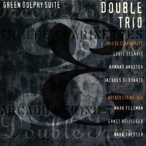 Arcado String Trio & Trio De Clarinettes 歌手頭像