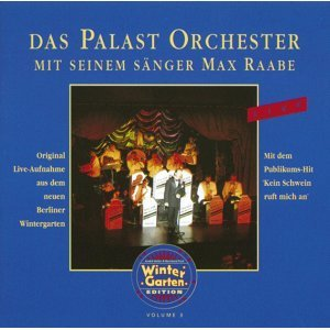 Palast Orchester mit seinem Sanger Max Raabe 歌手頭像