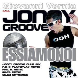 Giovanni Vernia aka Jonny Groove 歌手頭像