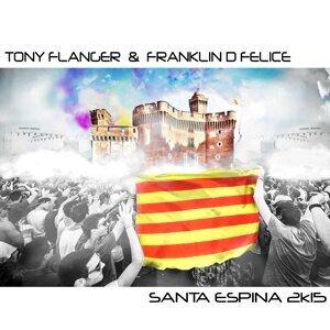 Tony Flanger, Franklin D Felice 歌手頭像