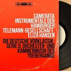 Camerata Instrumentale der Hamburger Telemann-Gesellschaft, Eliza Hansen 歌手頭像