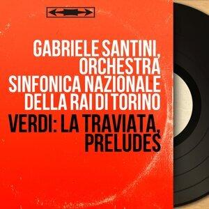 Gabriele Santini, Orchestra Sinfonica Nazionale della RAI di Torino 歌手頭像