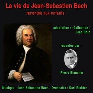 Pierre Blanchar, Orchestre Karl Richter 歌手頭像
