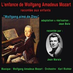 Jean Marais, Orchestre Karl Richter 歌手頭像