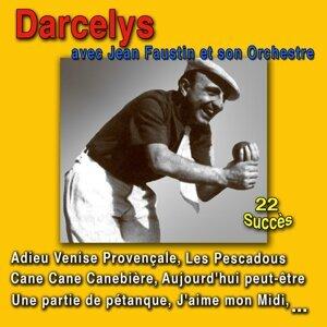 Darcelys, Orchestre Jean Faustin, Jean Faustin 歌手頭像