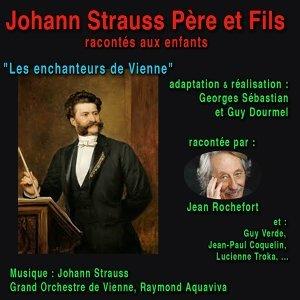 Jean Rochefort, Grand Orchestre de Vienne, Raymond Aquaviva 歌手頭像