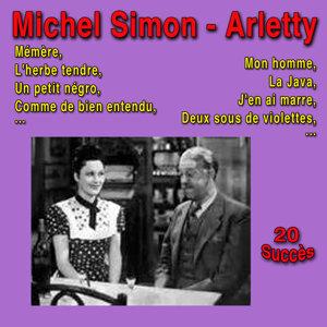 Michel Simon, Arletty 歌手頭像