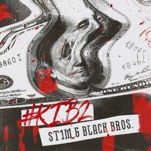 St1m, Black Bros. 歌手頭像