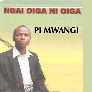 Pi Mwangi 歌手頭像