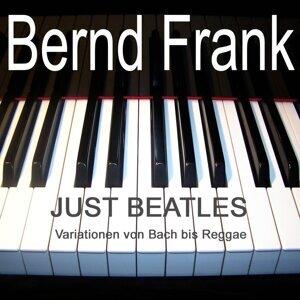 Bernd Frank アーティスト写真