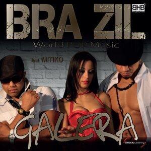 Bra Zil 歌手頭像