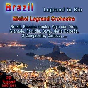 Michel Legrand Orchestra, Michel Legrand 歌手頭像