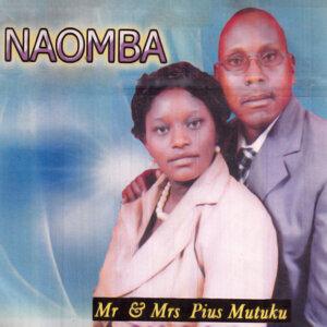 Mr & Mrs Pius Mutuku 歌手頭像