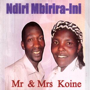 Mr & Mrs Koine 歌手頭像