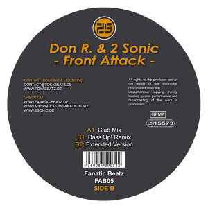 Don R. & 2 Sonic 歌手頭像