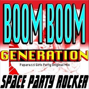 Space Party Rocker