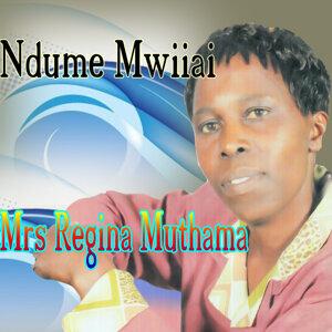 Mrs Regina Muthama 歌手頭像