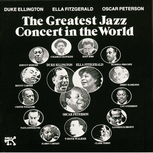 Duke Ellington & Ella Fitzgerald & Oscar Peterson 歌手頭像
