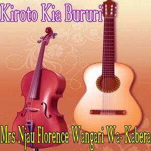 Mrs Njau Florence Wangari Wa- Kabera 歌手頭像
