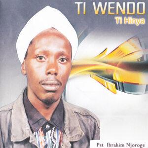 Pst Ibrahim Njoroge 歌手頭像