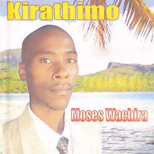 Moses Wachira 歌手頭像