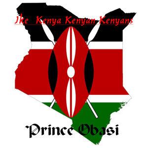 Prince Obasi 歌手頭像