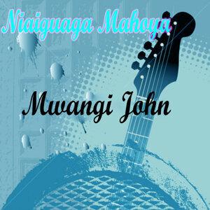 Mwangi John 歌手頭像