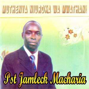 Pst Jamleck Macharia 歌手頭像