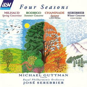 Michael Guttman,Royal Philharmonic Orchestra,José Serebrier 歌手頭像