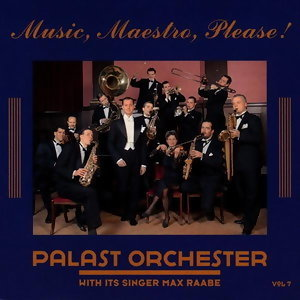 Palast Orchestermit seinem Sanger Max Raabe 歌手頭像