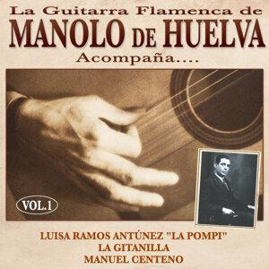 Manolo de Huelva 歌手頭像