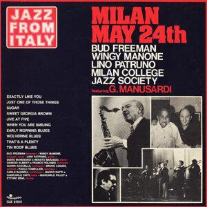 Milan College Jazz Society 歌手頭像