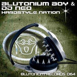 Blutonium Boy & DJ Neo アーティスト写真
