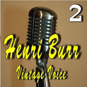 Henri Burr 歌手頭像