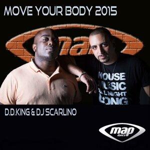 D.D.King, DJ Scarlino 歌手頭像