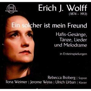 Rebecca Broberg, Ilona Weimer, Jerome Weiss, Ulrich Urban 歌手頭像