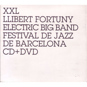 Llibert Fortuny Electric Big Band アーティスト写真