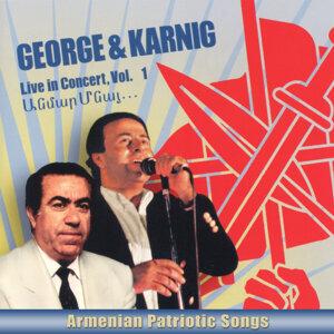 George Tutundjian and Karnig Sarkissian 歌手頭像