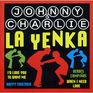 Johnny Charlie 歌手頭像